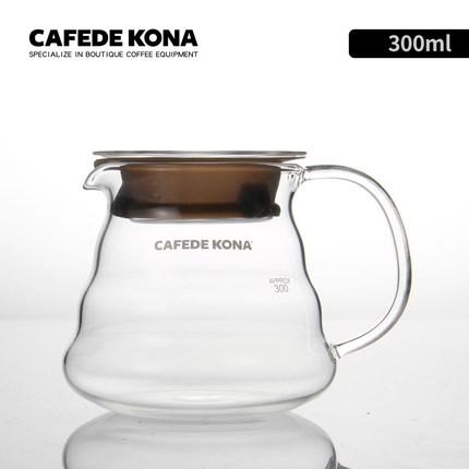 CAFEDE KON分享壶