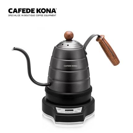 CAFEDE KONA电细口手冲咖啡壶