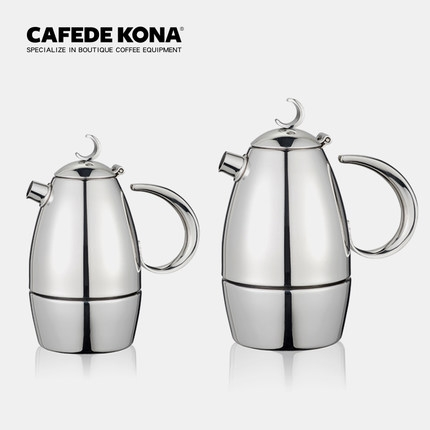 CAFEDE KONA意式摩卡壶