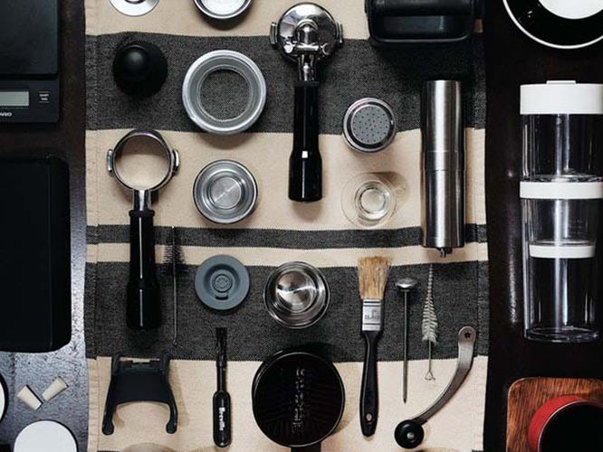 专业意式咖啡器具